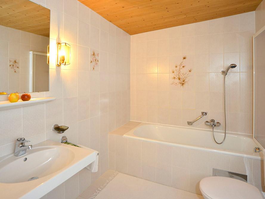 Badezimmer Apt.1/bathroom Apt.1/bagno - Apt.1