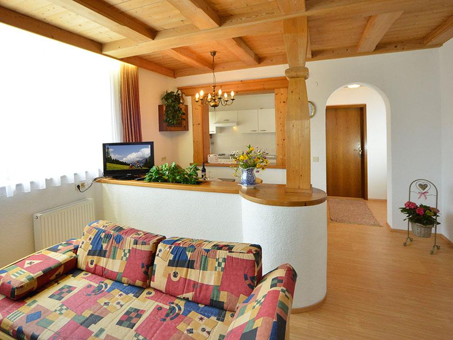Wohnzimmer Apt.1/living room Apt.1/soggiorno - Apt. 1