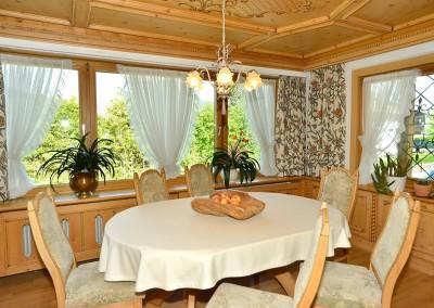Esszimmer - EG/dining room - ground floor/sala da pranzo - pianterreno