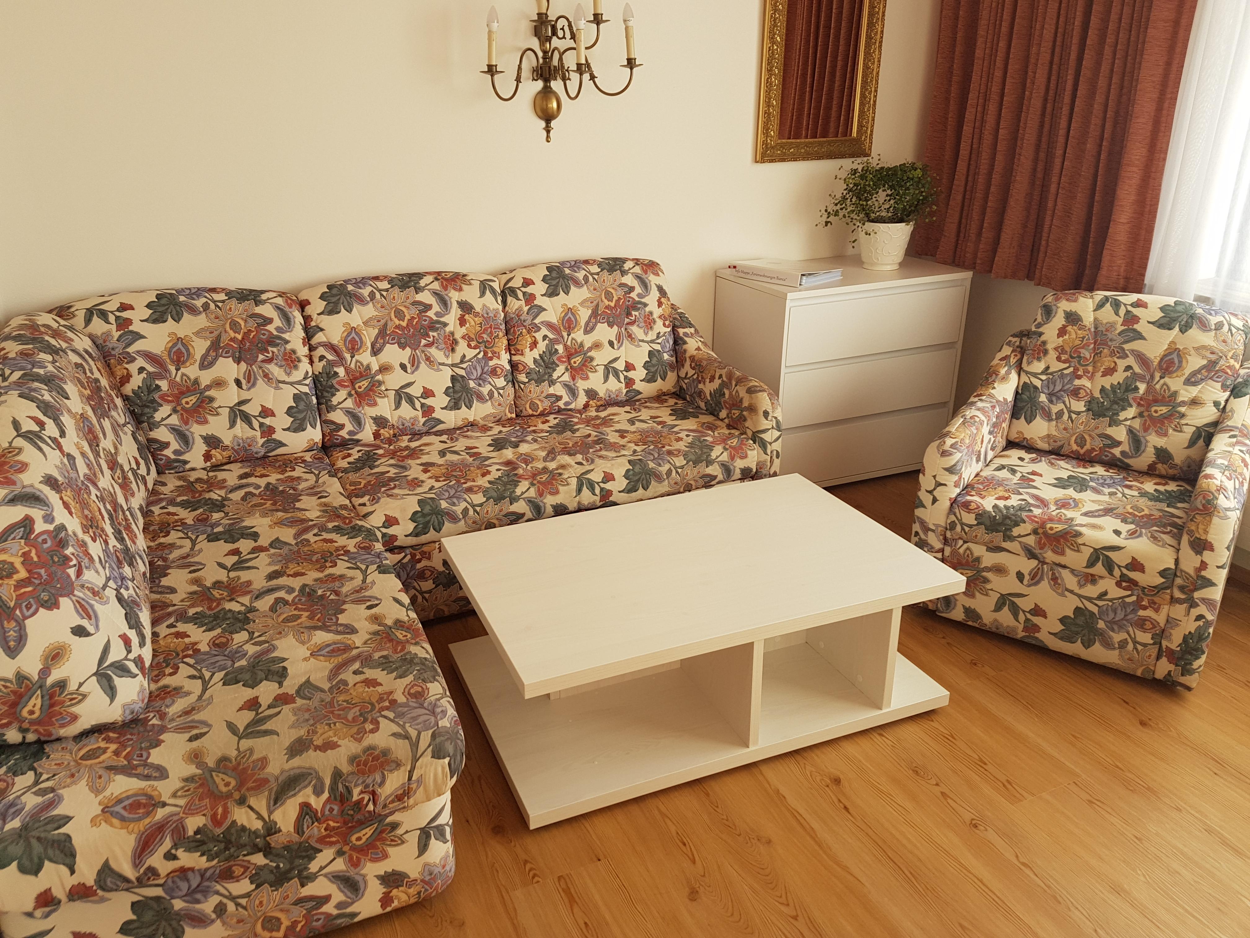 Wohn-Essbereich Ferienwohnung 2