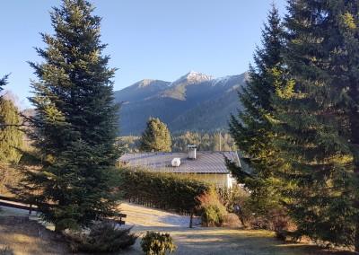 Ausblick Landhaus Bianca